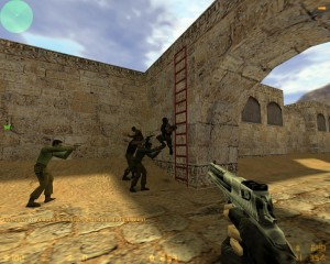 Counter Strike 1.6, screenshot 02