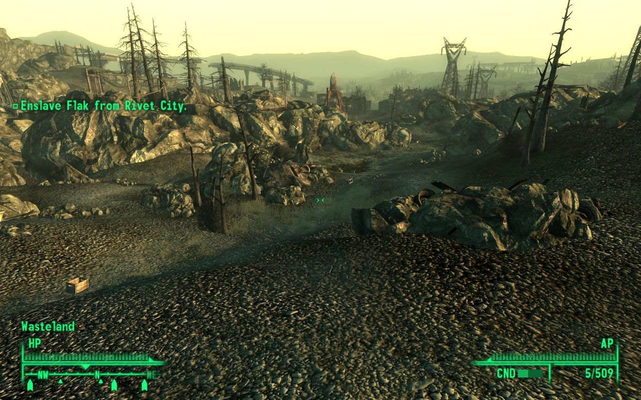 Fallout 3 des textures haute d finition play mod for Haute definition