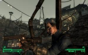 Colt 45 dans Fallout 3