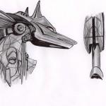 Mod Stargate - Croquis