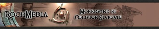 Rochmedia - Mod Morrowind Stargate