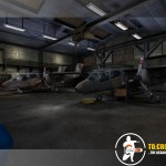 Petite map d'un aéroport de Tactical Operation Crossfire