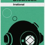 Une affiche décalée du jeu vidéo Bioshock
