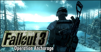 Operation Anchorage : Le premier contenu additionnel payant de Fallout 3