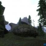 Une des planètes du mod Stargate The Last Stand - Erebus
