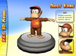 Diddy Kong, dans Mario Kart Source