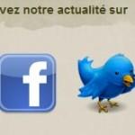 PlayMod sur Twitter et Facebook