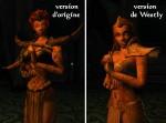 Remplacement d'Almalexia, un mod graphique pour Morrowind
