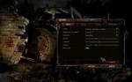 L'ancien menu du jeu vidéo Stalker