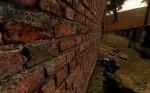 Un joli effet de relief sur les briques