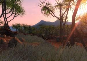 Enfin des paysages arides dans Oblivion