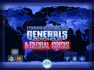 Global Crisis, un mod pour Command and Conquer Zero Hour
