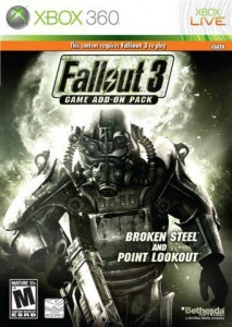 Broken Steel et Point Lookout, le nouvel add-on de Fallout 3