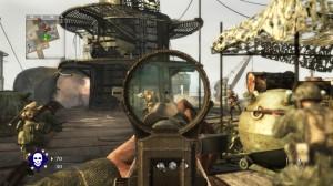 Battery, une très bonne map pour Call of Duty 5