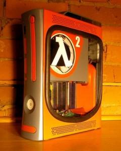 La Xbox dans le monde d'Half-Life 2