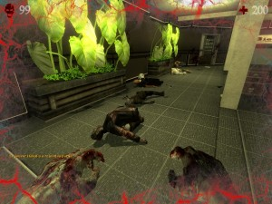 Si vous aimez les films d'horreurs, vous aimerez Zombie Panic Source