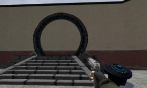 La porte des étoiles d'Atlantis dans Gm_Construct