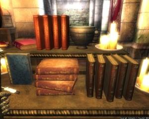 Les livres d'Oblivion vont enfin ressembler à quelque chose