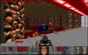 Doom, un des 10 premiers jeux disponible sur Freebox
