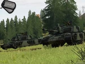 Project Reality apporte de nouveaux véhicules dans BF2