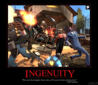 TFG : Team Fortress 2 dans Gmod