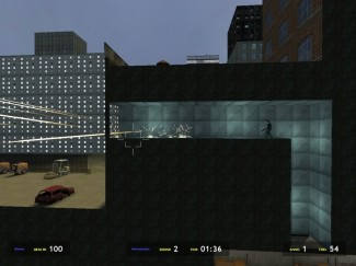 JumpJet CTF mode de jeu pour garry's mod