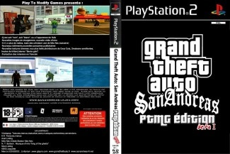 GTA PTGM Edition, un autre mod ayant créer une jaquette DVD