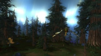 World of Warcraft avec HDR