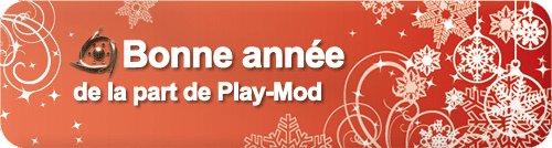 Bonne année 2010 sur Play-Mod