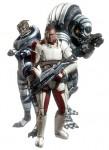 Les mods et DLC de Mass Effect 2