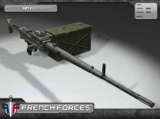 Arme Battlefield 2 dans French Forces