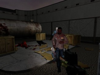 The Mortewood Plaza, un mod de Zombies
