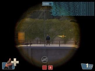 Pointeur de la classe Sniper de Gmod