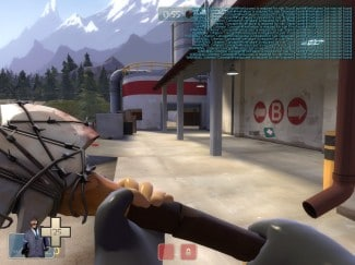 Arme du Pyro Team Fortress 2 Gamemode