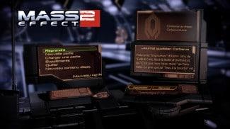 Le réseau Cerberus s'affiche sur le menu d'accueil du jeu