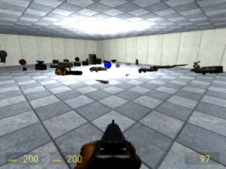 Objets du Classic Doom Addon pour Gmod