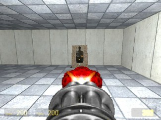 Chaingun de Doom sur Half Life 2