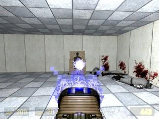 Fusil à plasma du Classic Doom Addon