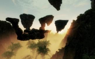 Envol dans le mod Crysis Avatar